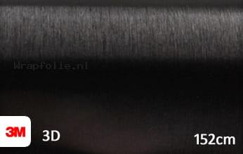 3M 1080 BR212 Brushed Black Metallic