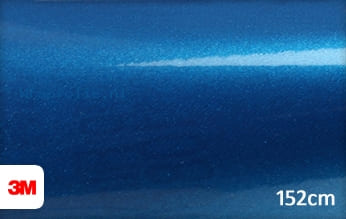 3M 1080 G227 Gloss Blue Metallic