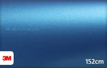 3M 1080 M227 Matte Blue Metallic