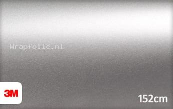 3M 1080 S120 Satin White Aluminium