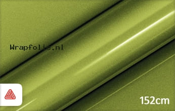 Avery SWF Acid Green Gloss Metallic