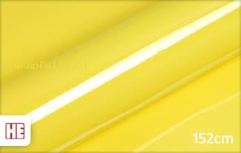 Hexis HX20108B Lemon Yellow Gloss