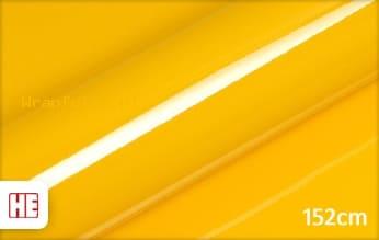 Hexis HX20123B Daffodil Yellow Gloss