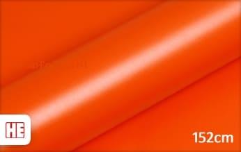 Hexis HX20165M Mandarin Red Matt