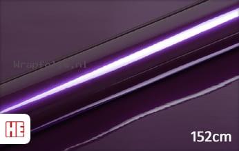 Hexis HX20352B Elderberry Purple Gloss