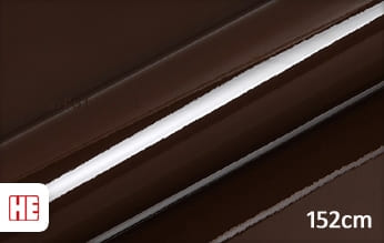 Hexis HX20476B Brown Gloss