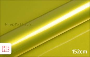Hexis HX20558B Yellow Metallic Gloss