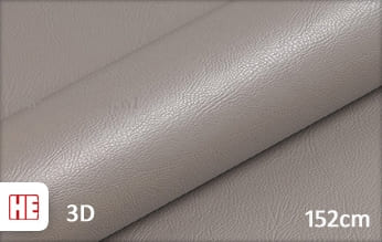 Hexis HX30PGGTAB Grain Leather Taupe Grey Gloss