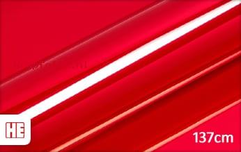 Hexis HX30SCH02B Super Chrome Red Gloss