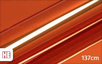 Hexis HX30SCH08B Super Chrome Orange Gloss