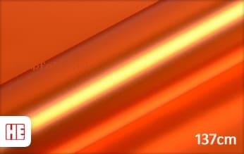Hexis HX30SCH08SB Super Chrome Orange Satin