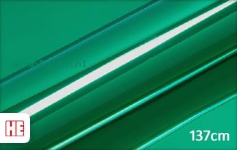 Hexis HX30SCH09B Super Chrome Turquoise Gloss