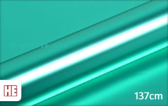 Hexis HX30SCH09S Super Chrome Turquoise Satin