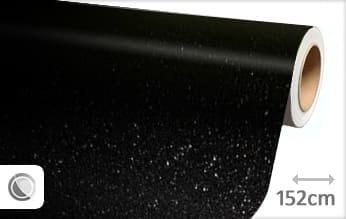 Diamant zwart folie
