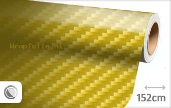 Geel 2D carbon folie