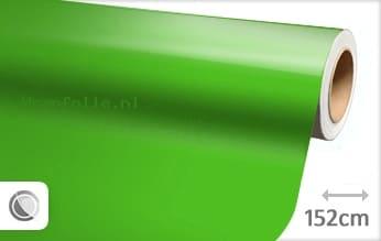 Glans groen folie